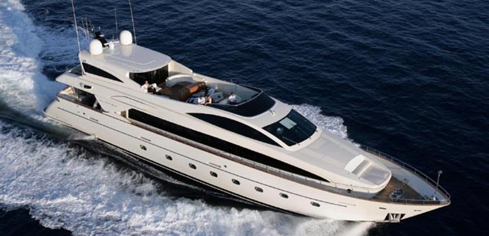 Al Mirqab II Charter Yacht
