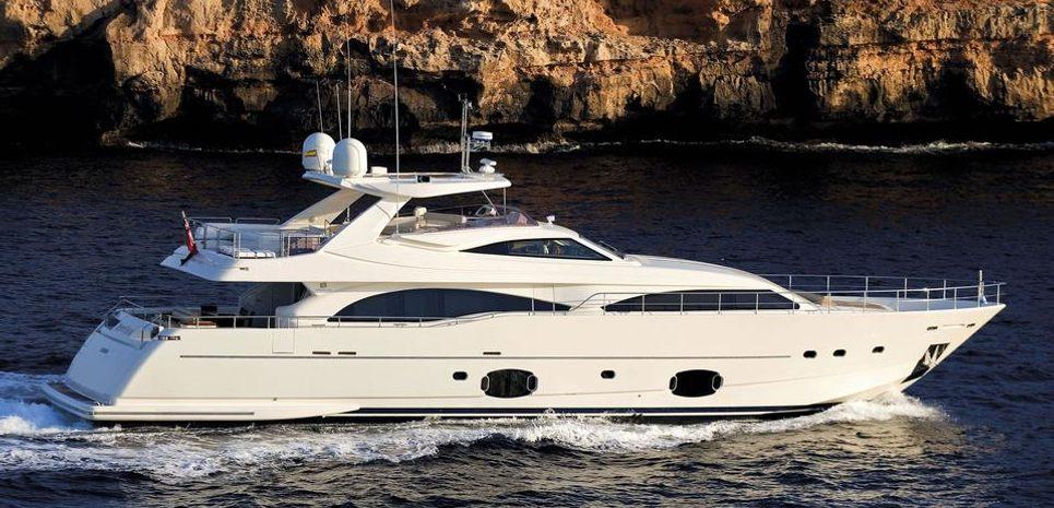 Pareakki Charter Yacht