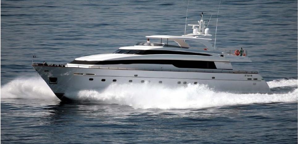 Dester Charter Yacht