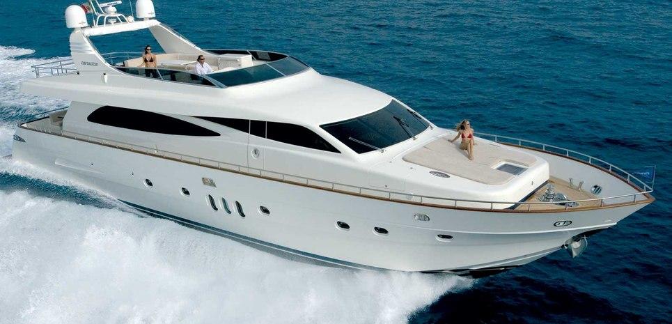 Dream On Charter Yacht