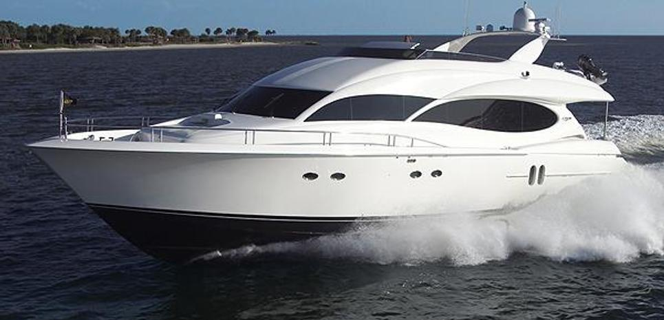 Jag 80 Charter Yacht