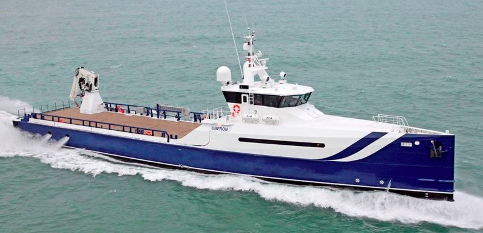 Pursuit Charter Yacht
