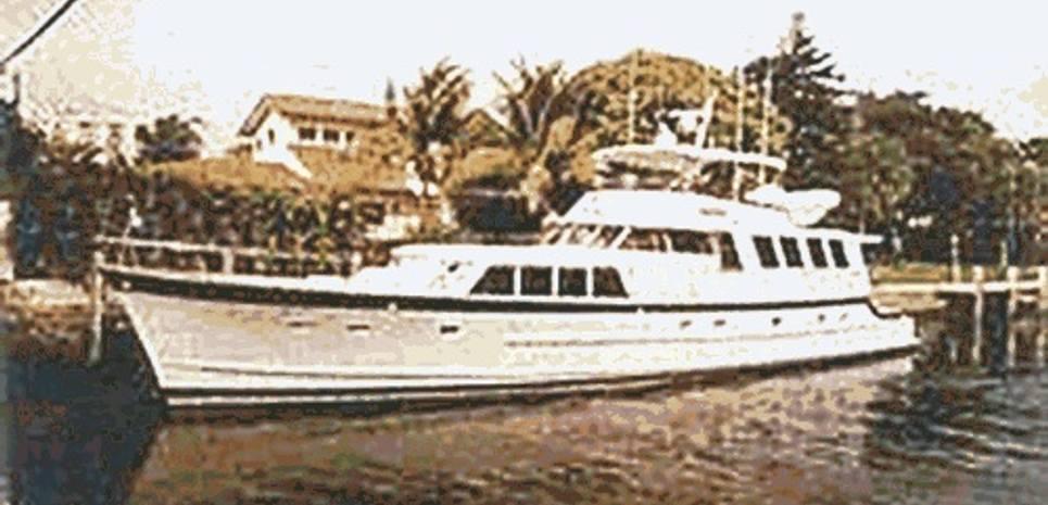Lady Sea Charter Yacht