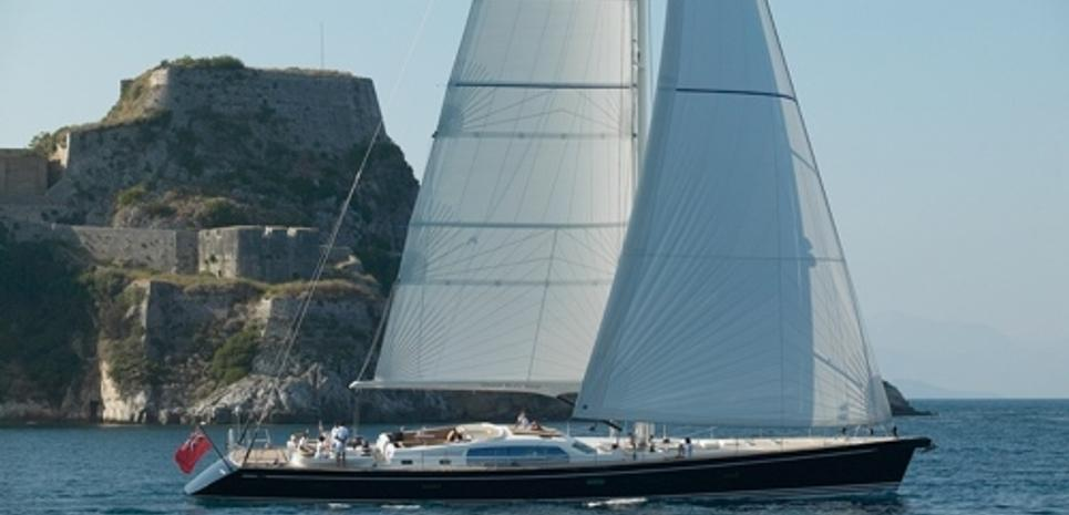 Grand Bleu Vintage Charter Yacht