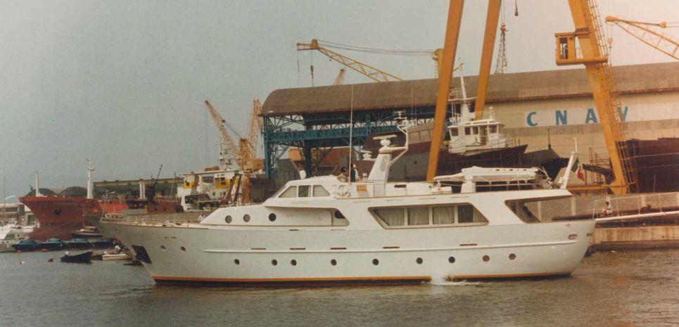Afroessa X Charter Yacht