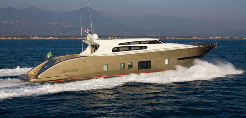 Isle Charter Yacht