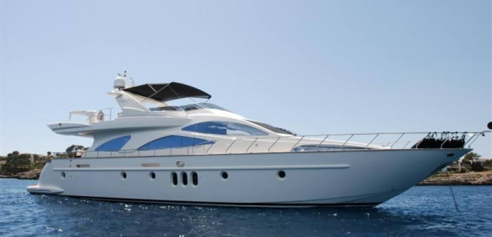 Lucky Star Charter Yacht