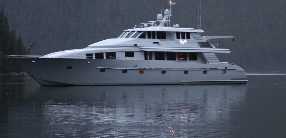 Seychelle Charter Yacht