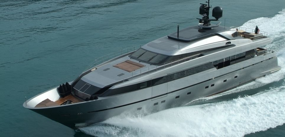 Orion Charter Yacht