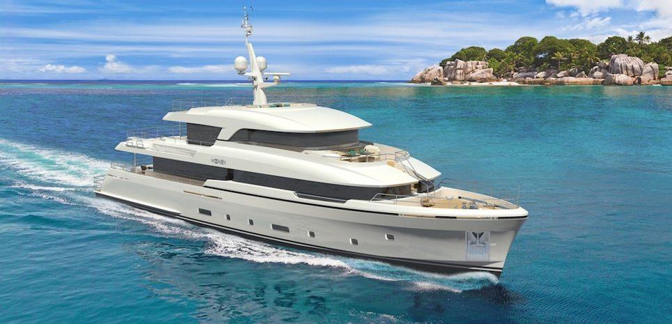 Brigadoon Charter Yacht