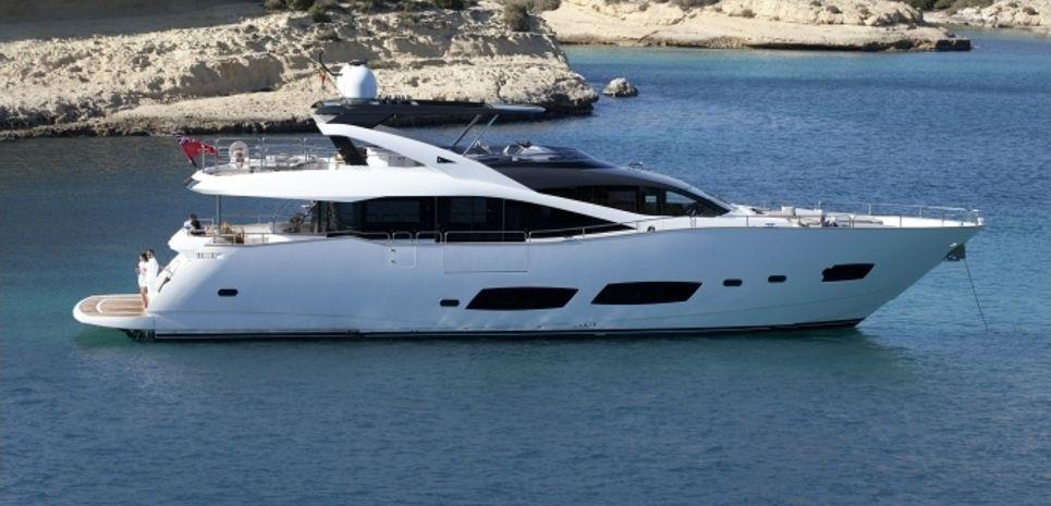 Twenty Eight Charter Yacht