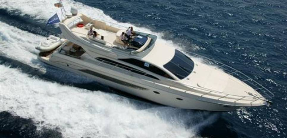 Archimedes Charter Yacht
