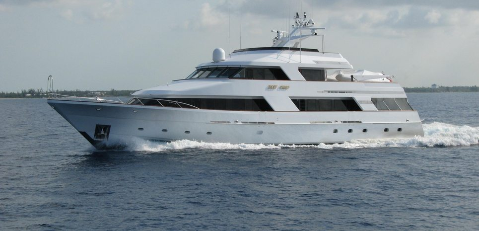 Big Chief Charter Yacht