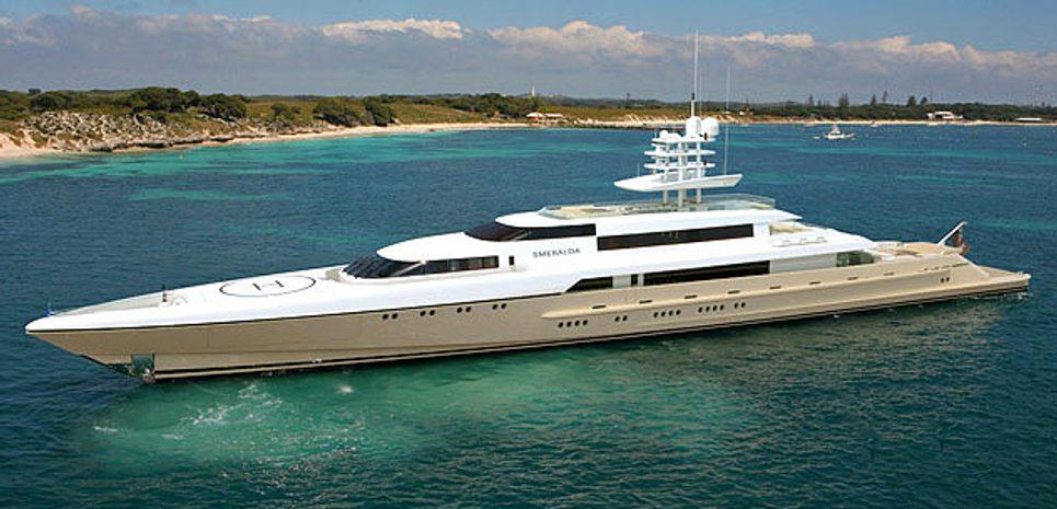 Smeralda Charter Yacht