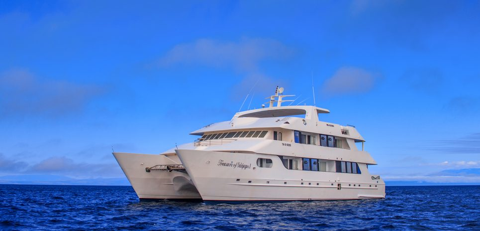 Treasure Charter Yacht