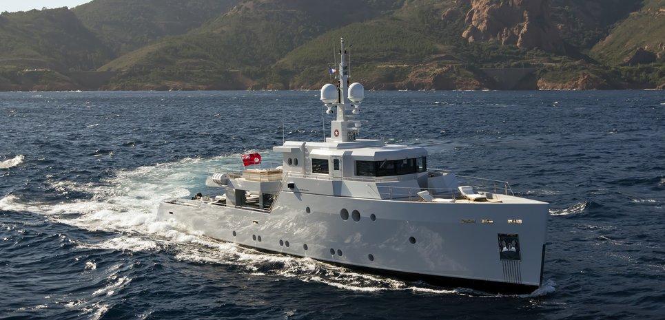 Preference 19 Charter Yacht