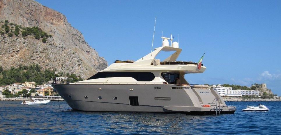 Andea Charter Yacht