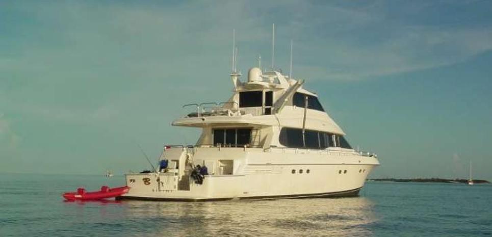 B Hive Charter Yacht