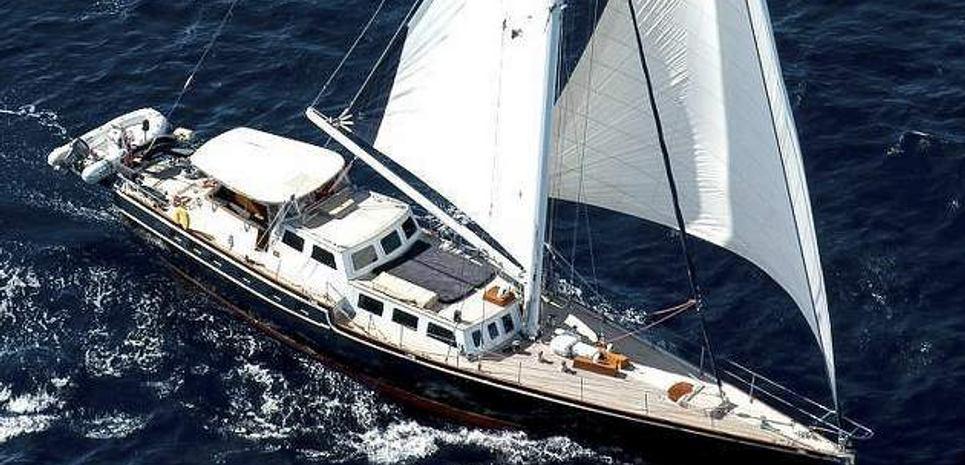 Malaika Charter Yacht