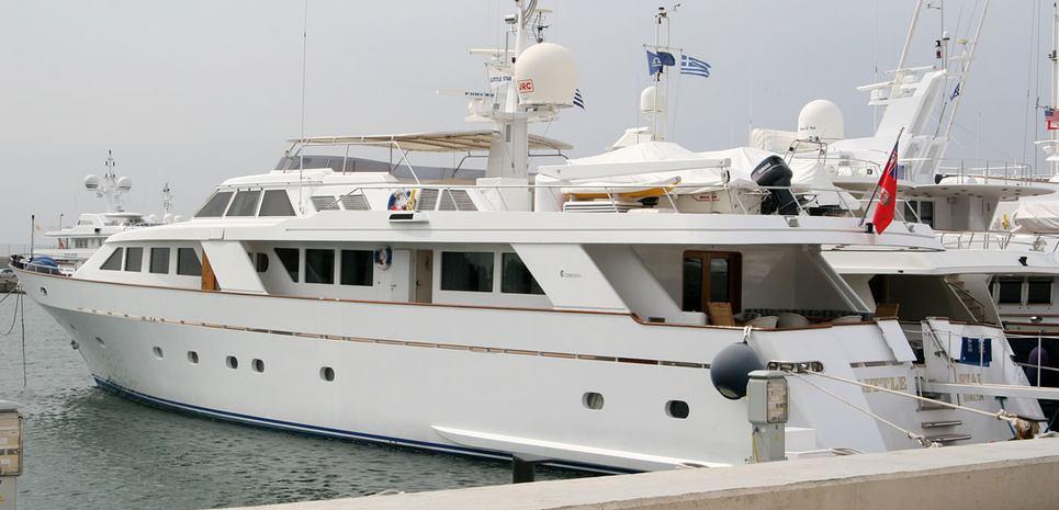 Little Star Charter Yacht