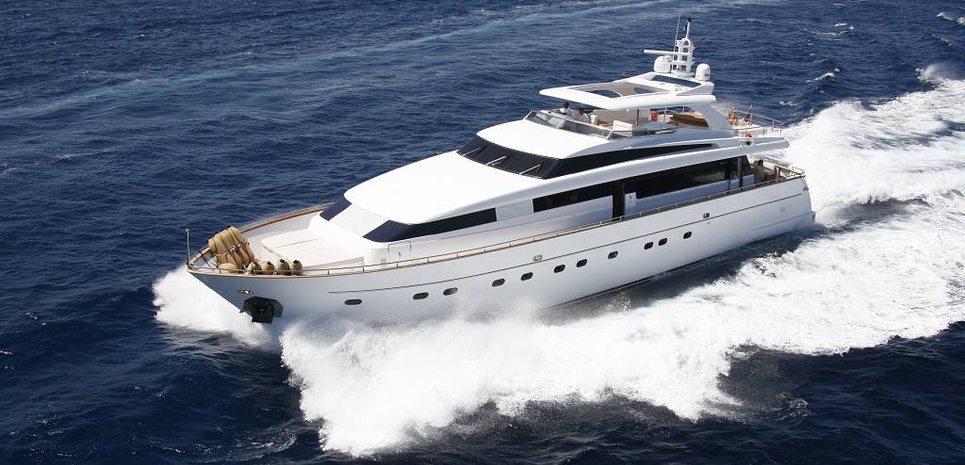 Atlantica Atlantica Charter Yacht
