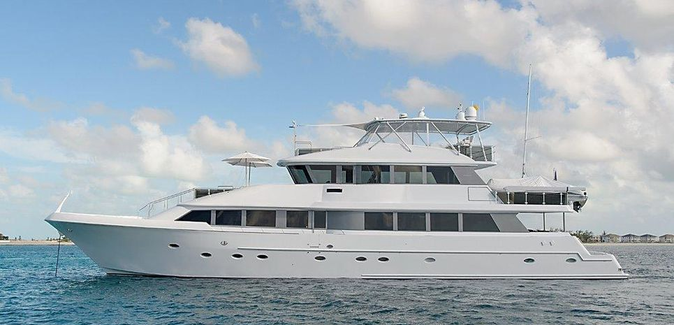 Hello Dolly VII Charter Yacht