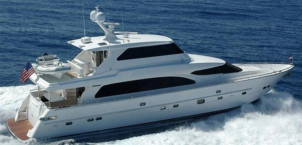 Ellen Louise Charter Yacht