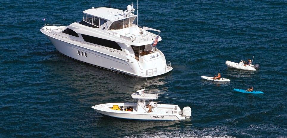 Christina Charter Yacht