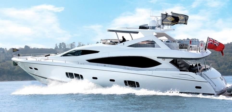 High Energy Charter Yacht