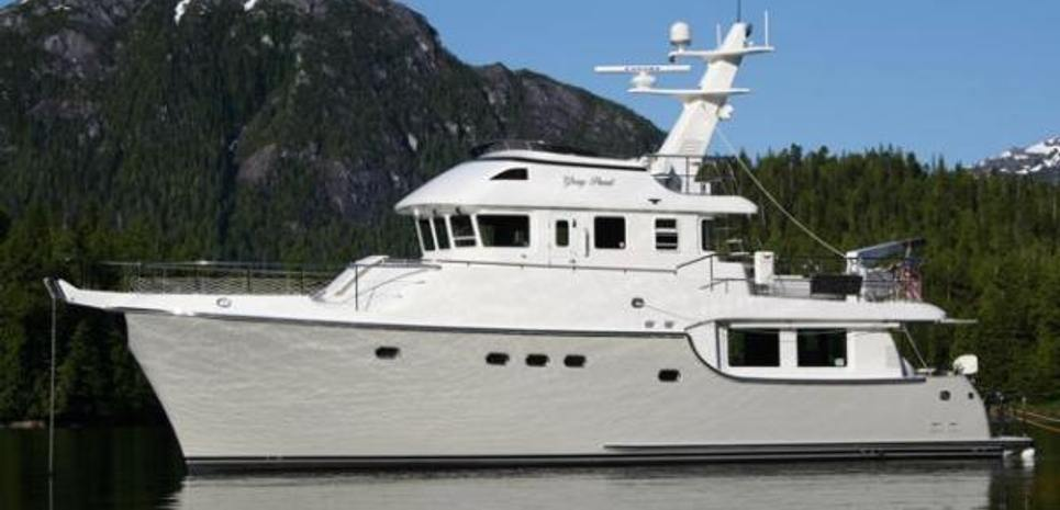 Gray Pearl Charter Yacht