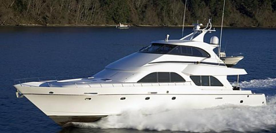 Sea Spur Charter Yacht