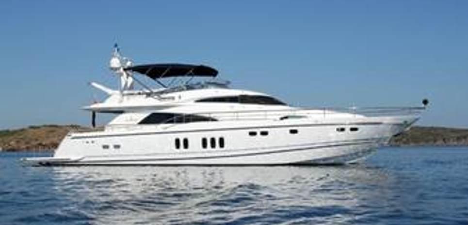 UTwo Charter Yacht