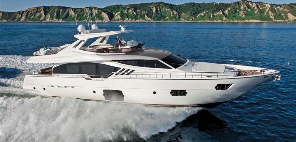 Paola IV Charter Yacht