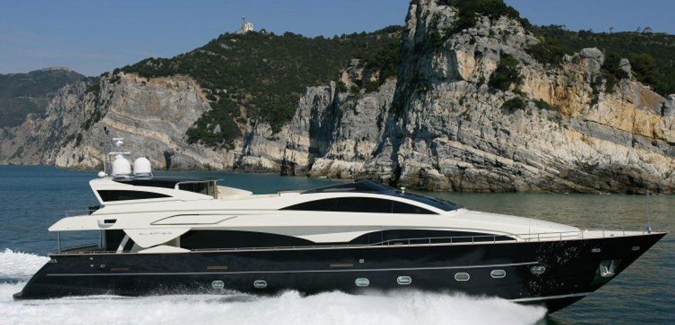 Aruna Charter Yacht