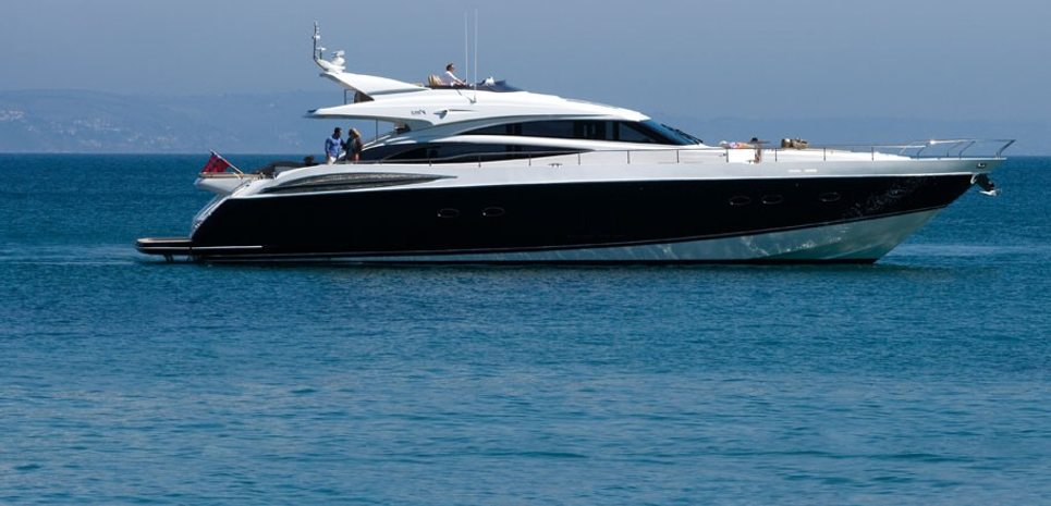 Top Charter Yacht