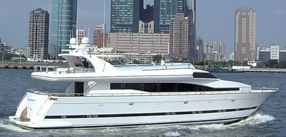 Mr Cat Charter Yacht