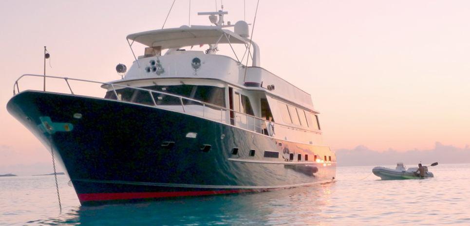 Talos Charter Yacht