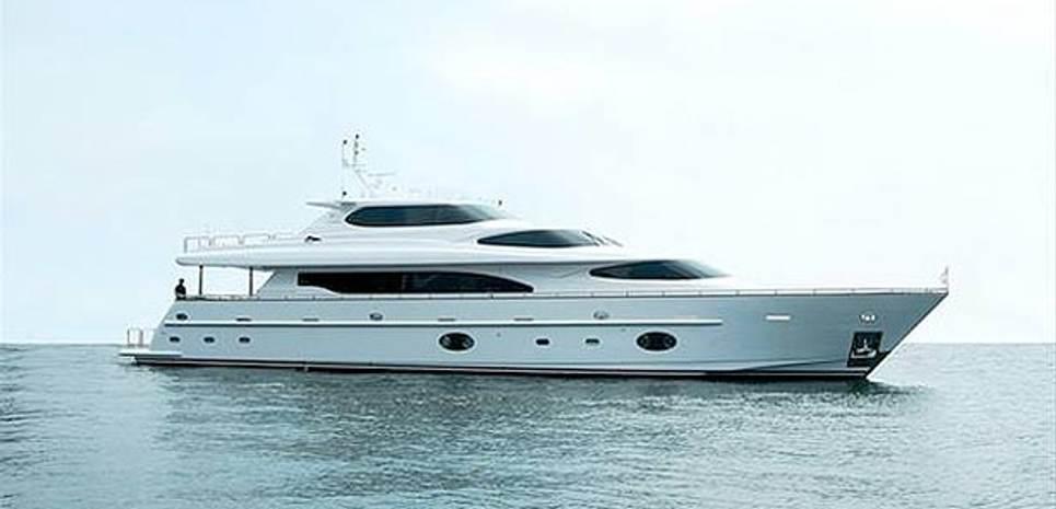 Agora Charter Yacht