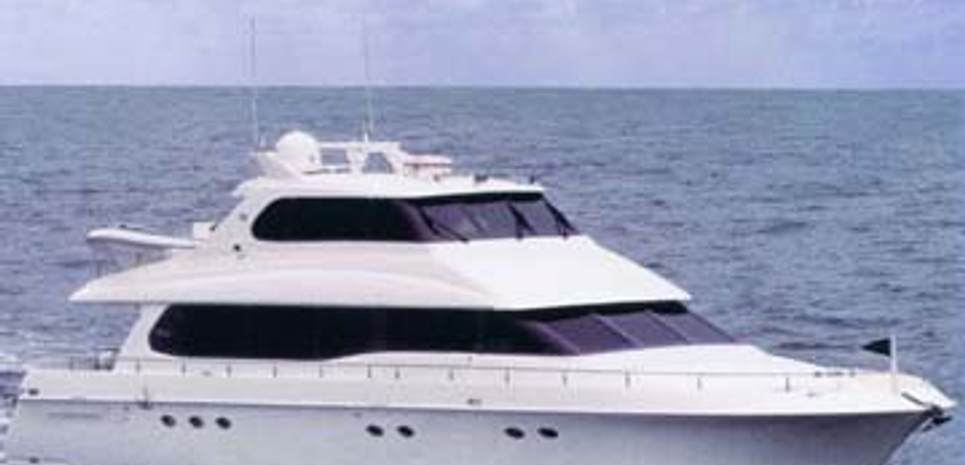 Sea Filly II Charter Yacht