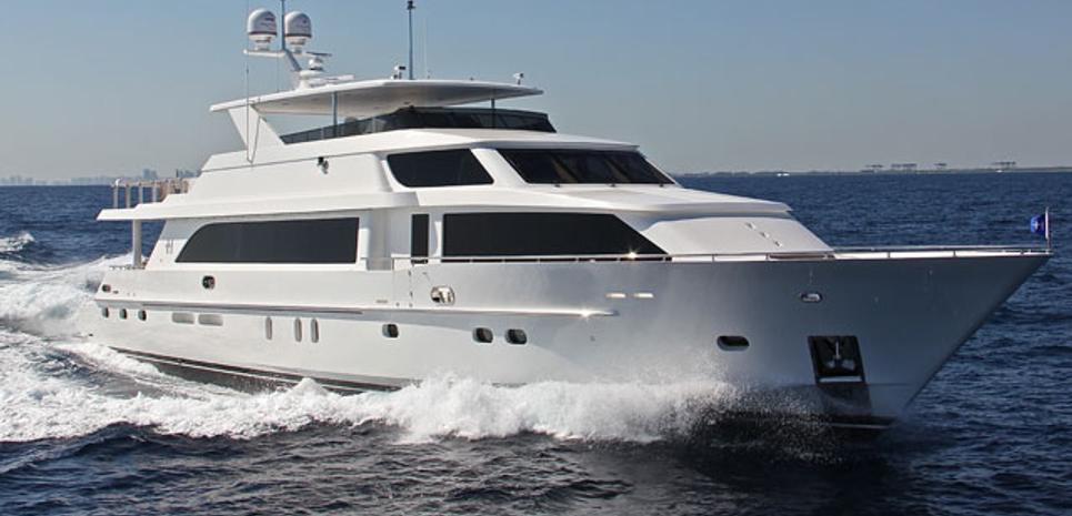 Donna Marie II Charter Yacht