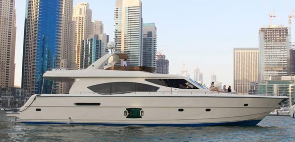Duretti 85 Charter Yacht