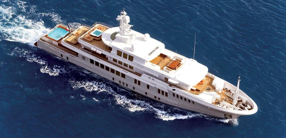 Yogi Charter Yacht