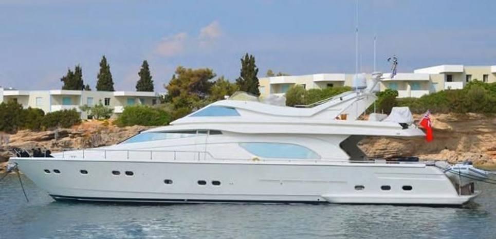 Luminous Charter Yacht