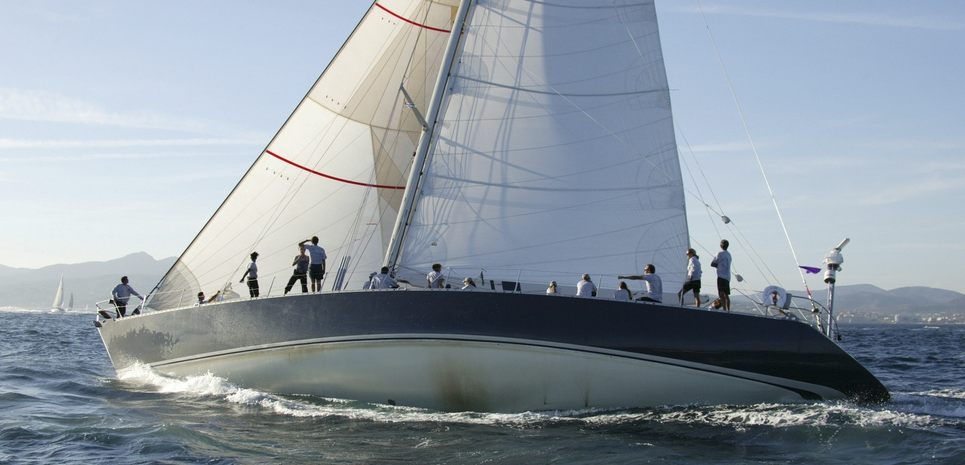 Black Shark of St Peter Charter Yacht
