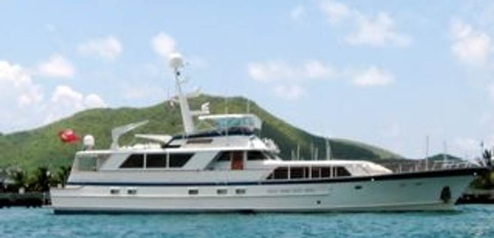 Jeanine II Charter Yacht