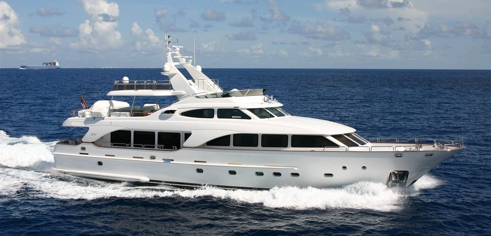 Enigma Charter Yacht