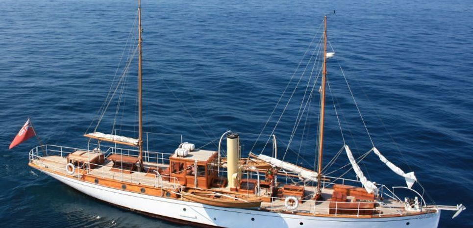 Romola Charter Yacht