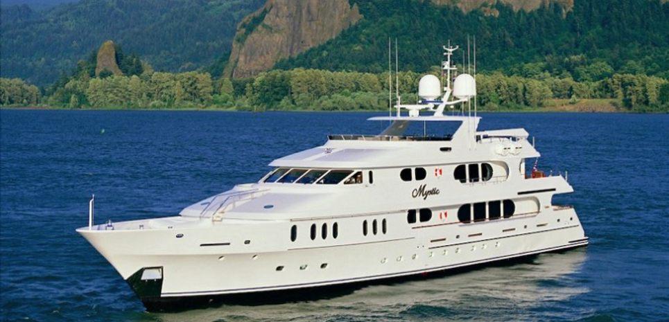 Elisa Charter Yacht