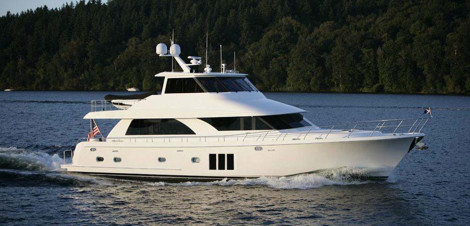 Take Five Charter Yacht