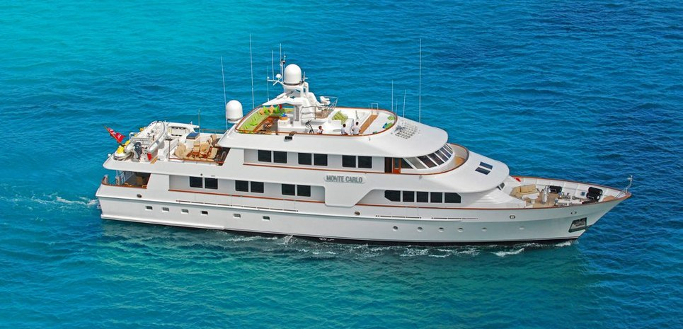 Monte Carlo Charter Yacht
